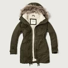 winter coats the anorak