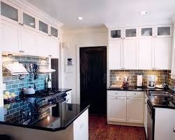 traditional kitchen remodel with white custom cabinetry and granite countertops in madison wisconsin