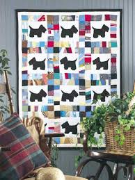 aww to cute i think my daughter would like this Scottie Dog Scrap ... & aww to cute i think my daughter would like this Scottie Dog Scrap Baby Quilt Adamdwight.com