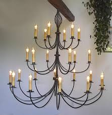 beautiful large iron chandelier on home interior ideas with large for brilliant house large wrought iron chandelier plan