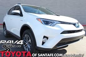 New 2018 Toyota RAV4 Hybrid XLE Sport Utility Vehicle in Santa Fe ...