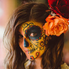 face painting amazing cool beautiful pretty colourful sugar candy