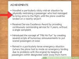 good accomplishments ...
