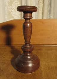Wooden Hat Stands For Display French Oak Turned Wooden Hat Display Stand Antiques Atlas 14