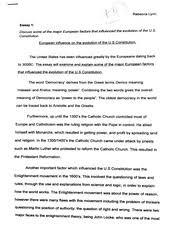 latinos came to america essay marques de sade essay popular us constitution essay questions fb e af d e f