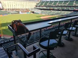 Baltimore Orioles Camden Yards Seating Chart Breakdown Of The Camden Yards Seating Chart Baltimore Orioles