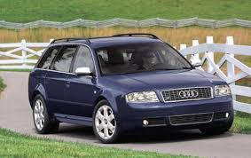 2003 Audi S6 - Information and photos - ZombieDrive