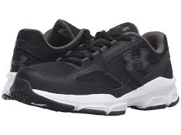under armour shoes black and white. under armour ua zone shoes womens black/white/metallic pewter qm745038q black and white k
