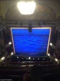 Novello Theatre Seating Chart Novello Theatre Balcony View From Seat Best Seat Tips