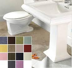cut to fit bathroom carpet