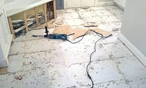 how to remove ceramic tile from concrete removing floor tile adhesive removing ceramic replacing ceramic tile