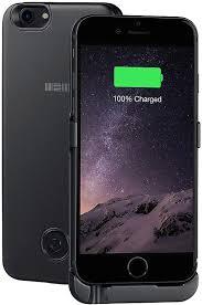 Чехол-аккумулятор Interstep для iPhone 8/7/6, <b>Space</b> Gray ...