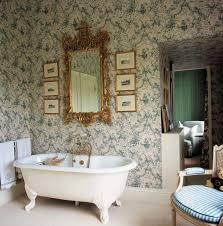 Victorian style bathroom ...