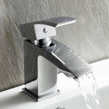 Modern Bathroom Taps Keila Modern Basin Counter Mixer Taps Soakcom