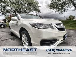Acura Rdx For Sale In Albany Ny 12210 Autotrader