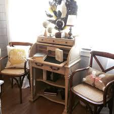 vintage secretary roll top desk national mt airy