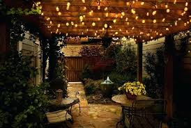 outside patio lighting ideas. Outdoor Patio Lamps And Wonderful Outside Lights Innovative Ideas Garden Sweet Lighting . M
