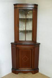 corner display cabinet wall mounted cabinets with glass doors