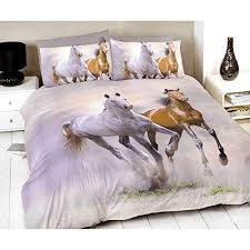 horse themed bedrooms duvet cover sets