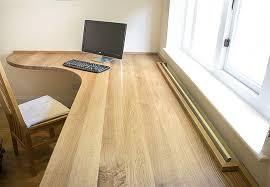 curved office desks. Curved Home Office Desk In Solid Oak Desks N
