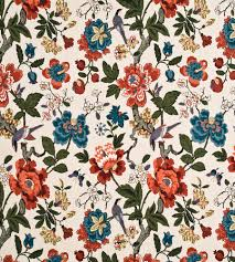 Persian Design Fabric Persian Pomegranate