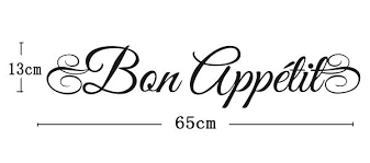 Bon Appetit Wall Decor Plaques Signs Bon Appetit Wall Decor Free Shipping Walls Matter Home French 22