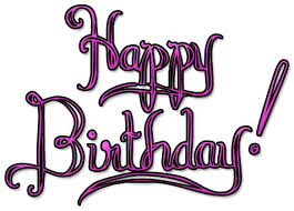 Image result for happy birthday clip art