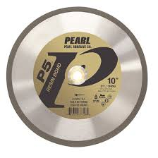 pearl p5 resin bond glass tile blade 10 dtl10rbg