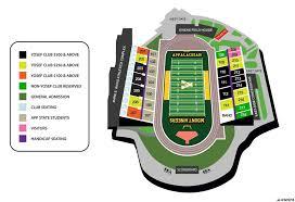 Bryant Denny Stadium Visitor Seating Chart 2019