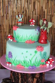 Enchanted Forestwoodland Fairy Birthday Party Ideas Photo 2 Of 7