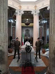 MESSINA - Cerimonia di Commemorazione dei Caduti al Sacrario di Cristo Re -  Scomunicando