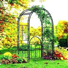 metal arch arbor metal garden arch trellis arch trellis wrought iron garden arches arbor metal trellises