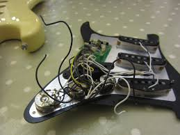 wiring help powerhouse strat loaded pg fender stratocaster here s the loaded pickguard from a powerhouse strat i m putting into a partscaster