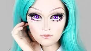 big anime eyes makeup tutorial beauty angel anime eye makeup male anime eyes makeup keywords suggestions