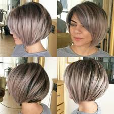 One of the most popular hairstyles with short hair. Easy Short Bob Haircut With Straight Hair Blog Des Femmes