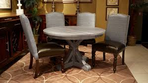 settlers 48 round table with vanderbilt chairs large