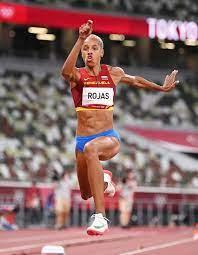 Venezuelan Yulimar Rojas wins the gold ...