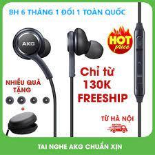 Tai Nghe Nhạc Akg Bóc Máy Chính Hãng S8 S8+ Âm Cực Hây