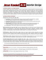 kitchen designer resumes interior designer resume example free interior design resume sample