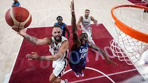 Tokyo 2020: USA basketball team stunned ...