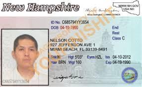 Od Id Hampshire New Card