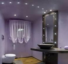 Bathroom   Wonderful Purple Concept Bathroom Recessed - Recessed lights bathroom