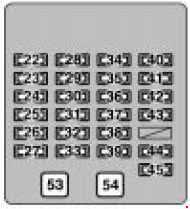 1999 2003 lexus rx 300 fuse box diagram fuse diagram 1999 2003 lexus rx 300 fuse box diagram