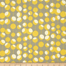 Amy Butler Home Decor Fabric Amy Butler Midwest Modern Martini Mustard Discount Designer