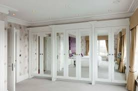 mirrored closet doors. View In Gallery White Is A Perfect Choice For Closets With Mirrored Doors Closet