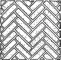 Herringbone pattern | Article about herringbone pattern by The Free  Dictionary