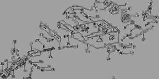 deluxe seat suspension (crenlo cab serial no 020933 ) [04c16 John Deere 4020 Tractor Schematic list of spare parts john deere 4020 tractor parts