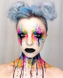 27 terrifyingly fun makeup ideas you ll love