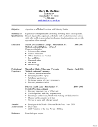 Cover Letter For Medical Assistant Resume Dental Assistant Resumes Ilivearticles Info Medical And Cover 67