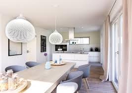 Familienhäuser Haus Küchen Kern Haus Und Offene Küche